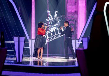 Segunda ronda de batallas en The Voice Dominicana, convertida en una noche de titanes vocales