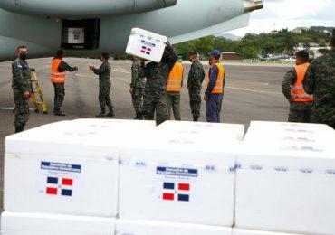 Presidente de Honduras agradece a RD por donación de 101 mil dosis de vacunas AstraZeneca