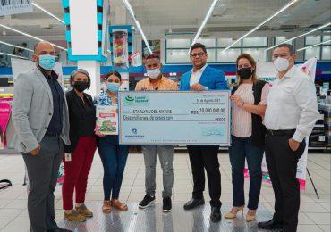 """Lotería Nacional entrega más de 16 millones de pesos en premios del sorteo """"Extraordinario de las Madres"""""""