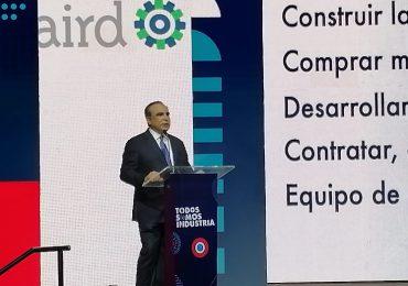 AIRD plantea la necesidad de avanzar en la reindustrialización