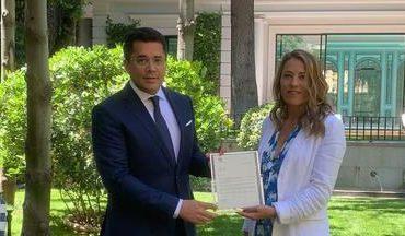 Asociación de inversionistas reconoce a David Collado por la labor realizada en primer año de gestión