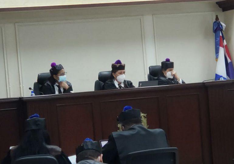 """Video   """"Conocimiento de medidas de coerción se ha desnaturalizado"""" expresa juez conoce recurso de apelación de Jean Alain"""