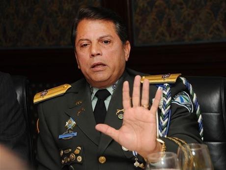 VIDEO   Exjefe PN José Aníbal Sanz Jiminián recomienda saneamiento en la institución del orden