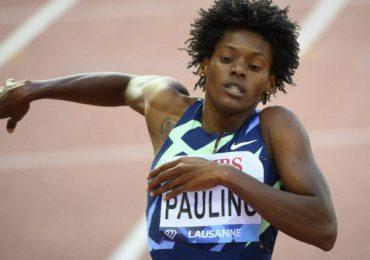 La reina de la velocidad Marileidy Paulino llega segunda en Liga Diamante en Zúrich