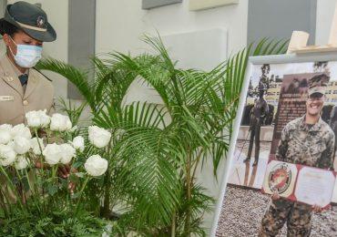 Embajada de EE.UU en RD rinde homenaje a Joanny Rosario, sargento que murió en Afganistán
