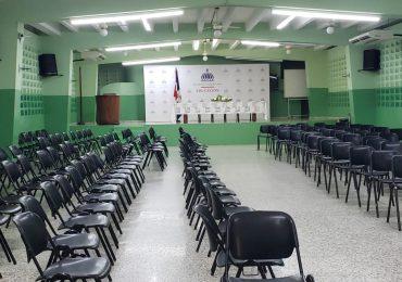 Suspenden concurso de oposición docente hasta el martes