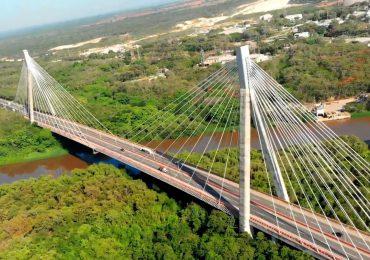 Obras Públicas informa terminación trabajos carriles Este – Oeste puente Mauricio Báez en SPM