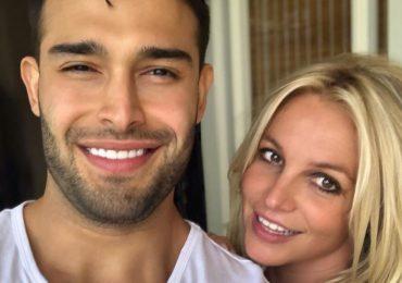 Britney Spears se compromete con Sam Asghari