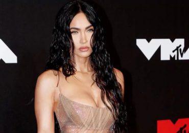 Megan Fox: Internet no puede dejar de hablar sobre su look en la alfombra roja de los VMA