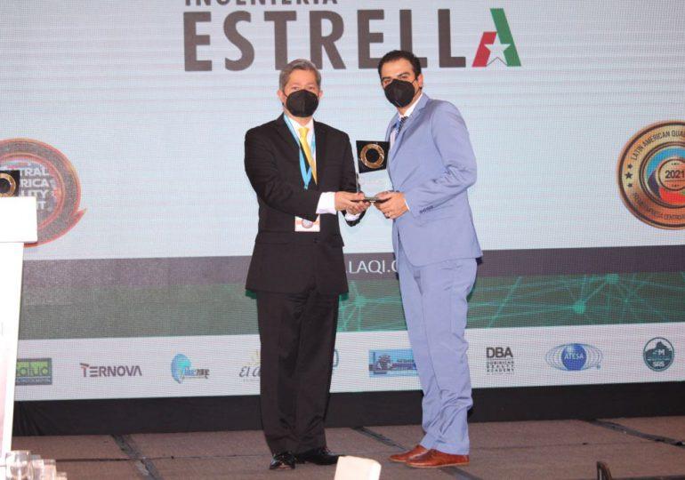 Reconocen a Ingeniería Estrella como Empresa Centroamericana del Año 2021