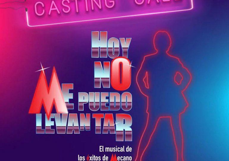 """Inicia casting para el musical """"Hoy No Me Puedo Levantar"""" República Dominicana"""