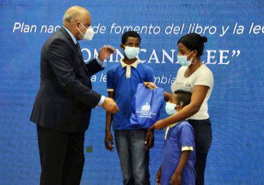 MINERD lanza programa Dominicana Lee para impulsar la lectura educativa
