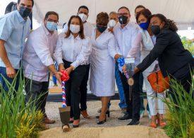 APORDOM da primer picazo para muelle en Boca Chica; proyecto contempla una inversión de RD$ 3 millones