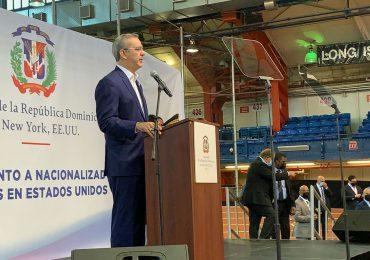 2,600 personas adquieren nacionalidad dominicana en Nueva York