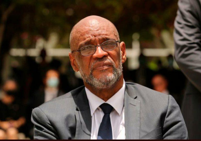 Ariel Henry expresa preocupación por migrantes haitianos en frontera México con EE.UU