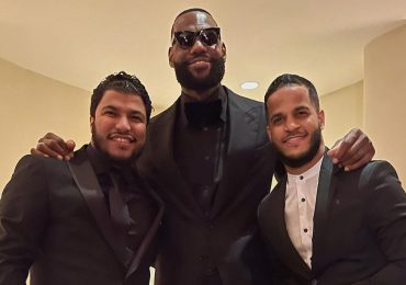 Videos | DJ dominicano pone a Adele y Lebron James a bailar dembow en boda de Anthony Davis