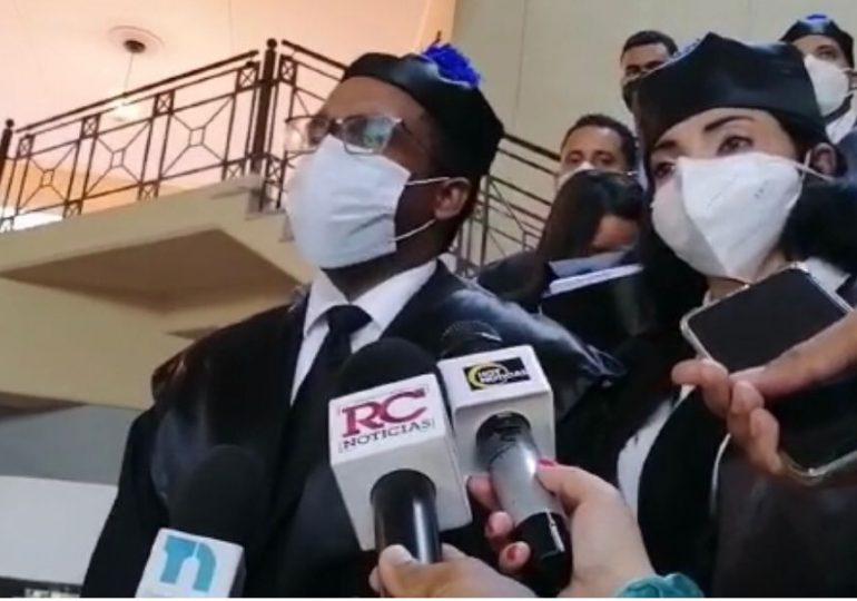 VIDEO | Jueza rechaza caso Falcón sea trasladado a Santo Domingo