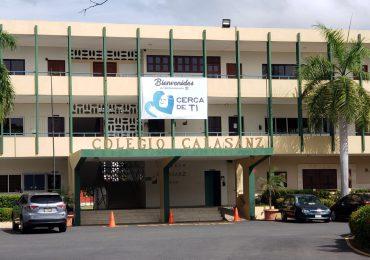VIDEO | Colegio Calasanz con siete casos confirmados de estudiantes con Covid-19