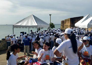 VIDEO   Fundación Vida Azul realiza jornada de limpieza de playas