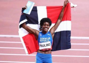 Marileidy Paulino es la #1 del mundo en los 400 metros planos