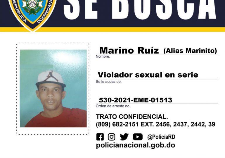 VIDEO   Policía Nacional informa el apresamiento de un presunto violador en serie