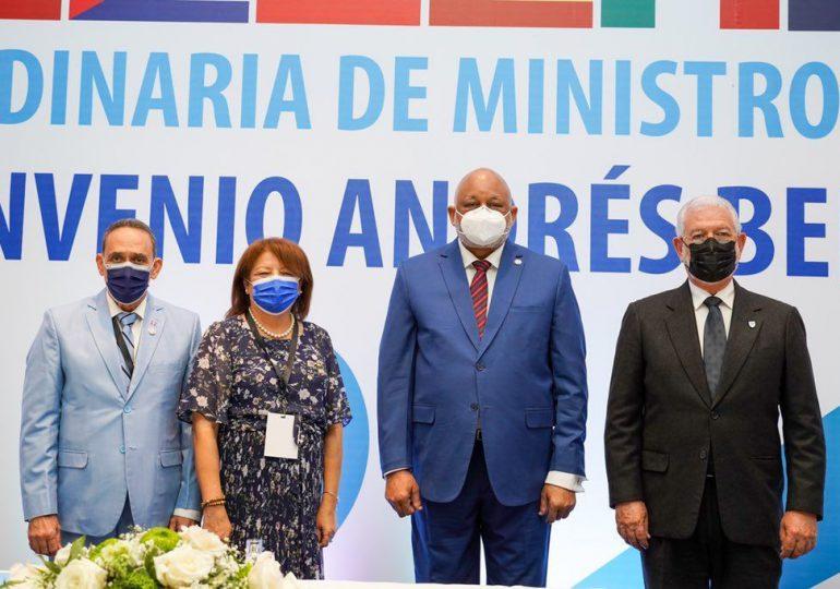 Países miembros del Convenio Andrés Bello analizarán la formación docente en RD