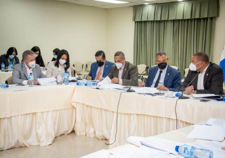 Comisión Bicameral agiliza el estudio del proyecto de modificación del Código Penal