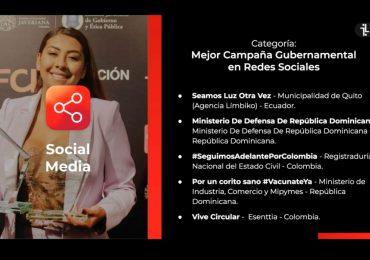 Ministerio de Defensa es seleccionado como finalista de los Premios LatamDigital 2021
