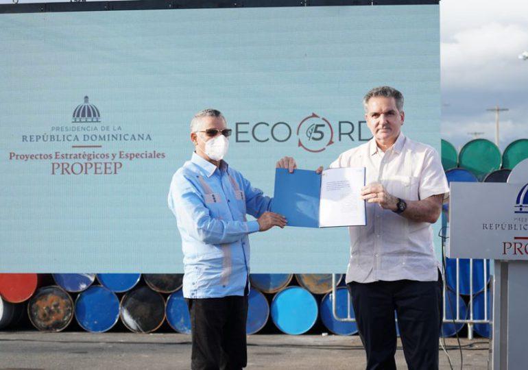 Recogen más de 200 mil toneladas de desechos sólidos en SDE