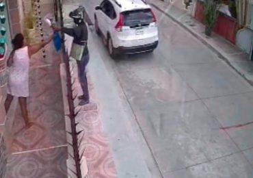 Detienen a hombre relacionado al caso de mujer que murió tras ser rociada con ácido del diablo en Tenares