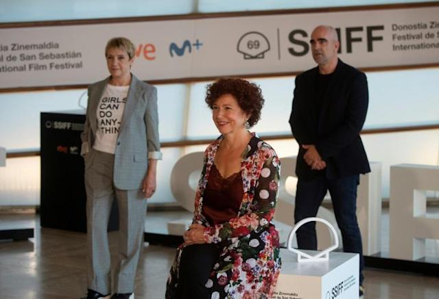 Adolescencia femenina y la amenaza de las redes, en el Festival de San Sebastián