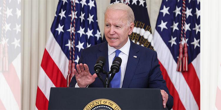 Biden choca con China al declararse dispuesto a defender Taiwán en caso de ataque