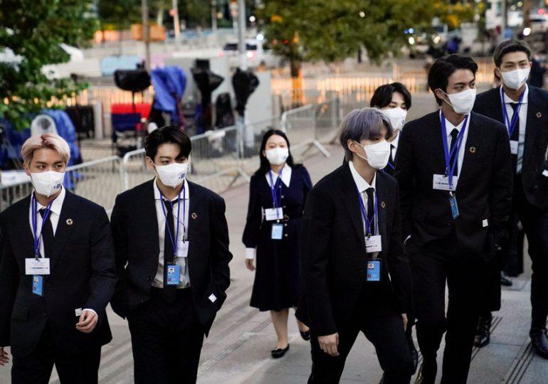 Video   Con música y mensajes, así fue la participación de BTS en Asamblea de la ONU