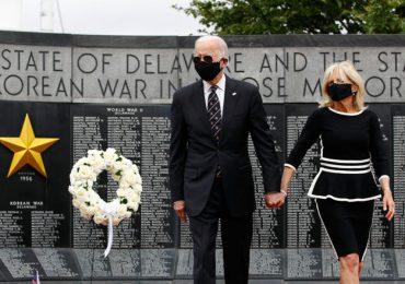 VIDEO | Biden asiste a homenaje a víctimas del 11 de septiembre en el Pentágono