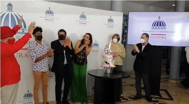 VIDEO | Ministerio de Cultura celebra tres décadas de fundación del Teatro Guloya