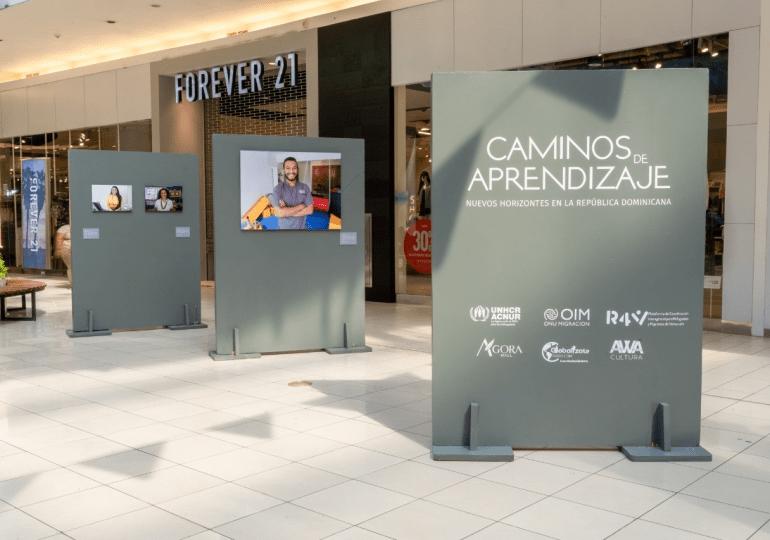 """""""Caminos de Aprendizaje"""" retrata el aporte de la migración venezolana en República Dominicana"""