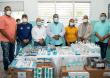 Gabinete de Política Social entrega medicamentos en hospitales y centros de atención primaria de todo el país