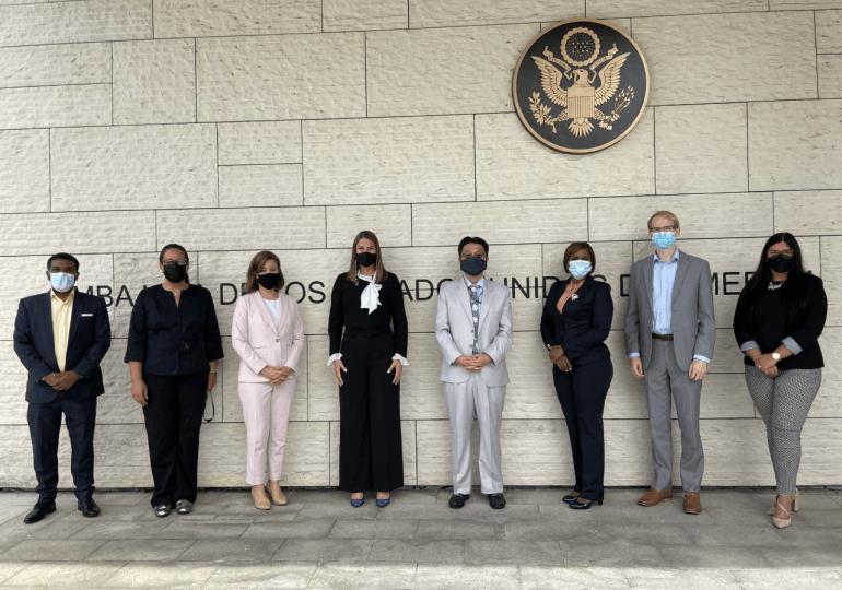 MGP coordina con embajadas y consulados la asistencia a privados de libertad extranjeros