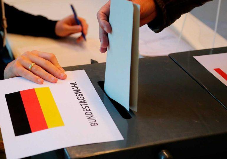 Los militantes, en vilo ante el incierto desenlace de las elecciones en Alemania