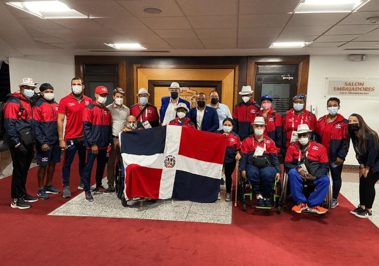 CRESO resalta participación histórica de atletas paralímpicos en Tokio 2020
