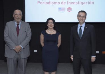 INTEC y Embajada de los Estados Unidos en RD anuncian 3era. ronda del diplomado en Periodismo de Investigación