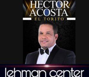 """El Torito regresa al teatro 'Lehman Center', de la mano de su éxito """"Pa' que me Perdones"""""""