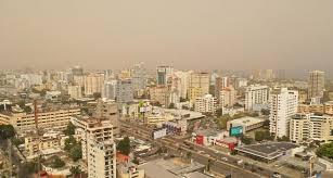 Continúa el polvo del Sahara en territorio nacional, se esperan aguaceros en la tarde