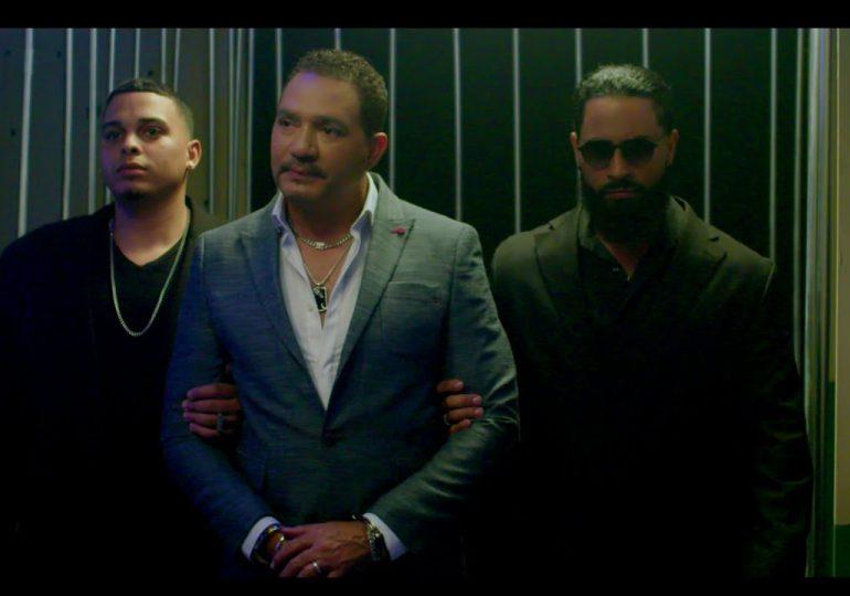 "Frank Reyes estrena video clip ""Egoísta"""
