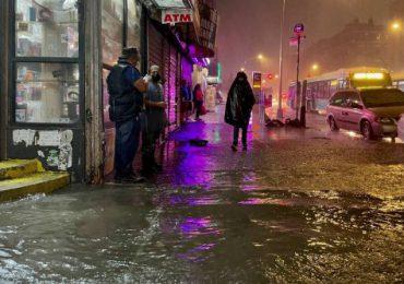 Súbitas inundaciones en Nueva York y alrededores dejan al menos 41 muertos