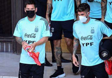 Messi y Argentina reanudan ante Venezuela la carrera por el Mundial