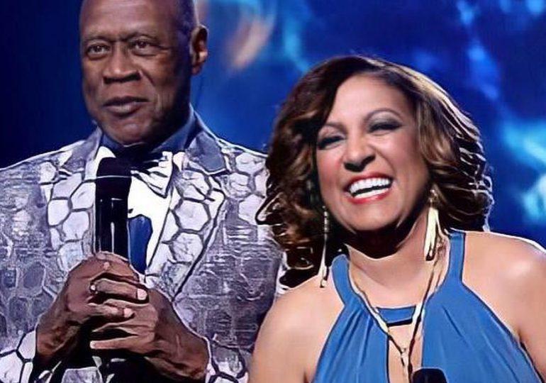 Milly Quezada indignada con el corto homenaje que Premios Billboards rindió a Johnny Ventura
