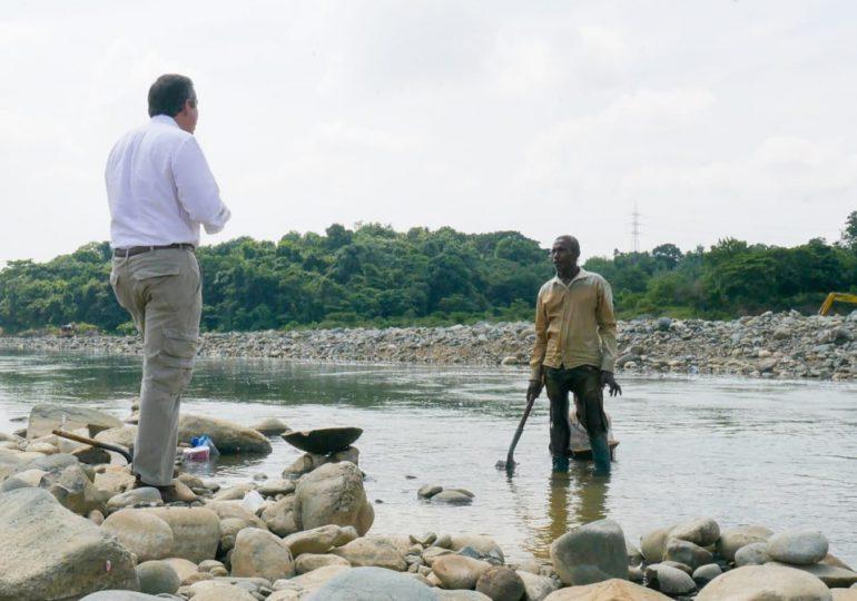 Medio Ambiente realizará inmediata restauración ecológica en el Río Haina