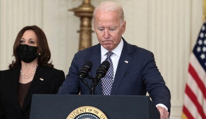 """Biden mantiene """"total confianza"""" en jefe miltar que cuestionó a Trump"""