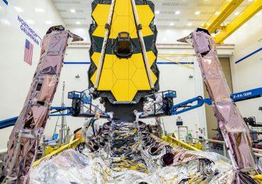 El próximo telescopio espacial de la NASA se lanzará en diciembre